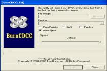 Descargar BurnCDCC para Windows