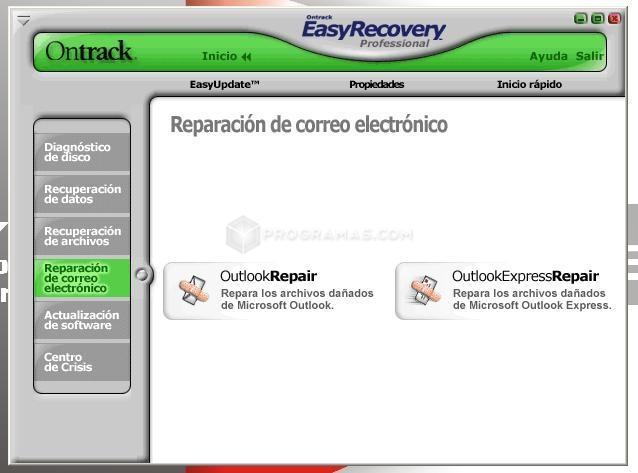 easyrecovery 5 11 gratis: