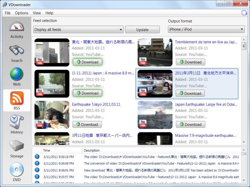 VDownloader Download - softpediacom