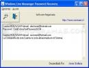 Descargar Windows Live Messenger Password Recovery