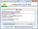 Descargar MSN Password Cracker