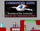 Descargar Commander Keen: Marooned on Mars