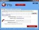 Descargar YTD Video Downloader