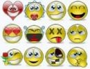 Descargar Packmatronic Smileys for MSN