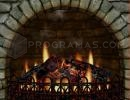 Descargar 3D Realistic Virtual Fireplace Screensaver