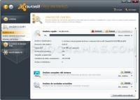 Captura principal de Avast! Free Antivirus