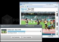 Captura principal de RealPlayer Downloader