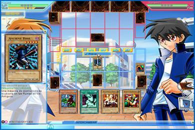 Capture Yu Gi Oh! Online