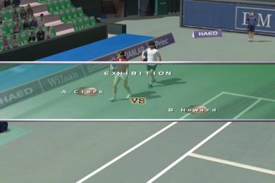 Cattura Dream Match Tennis