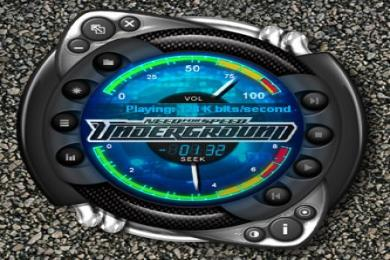 Screenshot Need For Speed Underground Skin
