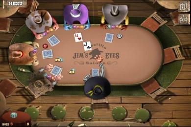 Cattura Governor of Poker 2
