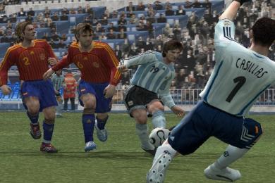 Capture Pes 2007 (Pro Evolution Soccer 6)