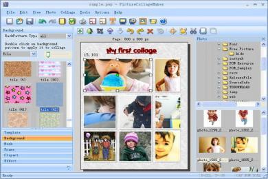 Рисунки Picture Collage Maker
