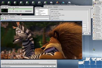 Screenshot VLC Media Player