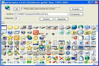 Screenshot GsExtraeIco