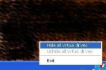 Virtual CD Hide