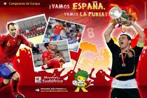 España World Cup 2010