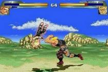 DragonBall vs Street Fighter