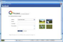 Picasa Uploader for Facebook
