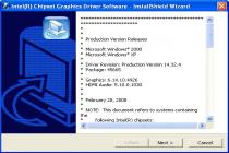 Sterownik Akceleratora 3D Intel dla XP