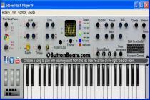 ButtonBeats Piano Virtual