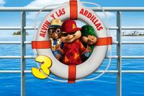 Alvin y Wiewiórki 3