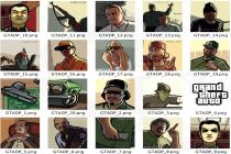 GTA San Andreas MSN Display Pictures