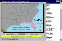 USA Geography Tutor