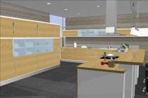 Design de Cozinhas 3D