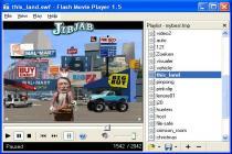 Flash Movie Player