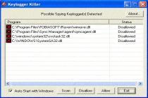 Keylogger Killer
