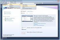 Visual C++ Express Edition