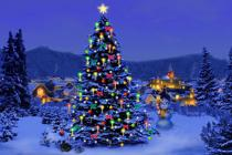 My 3D Christmas Tree Animated Wallpaper