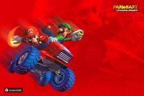 Super Mario Kart: Mario y Luigi