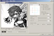 Photoshop Manga-Effect Plugin