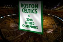 Boston Celtics 2008 NBA Champions