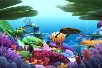Marine Life 3D Screensaver