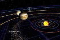 Solar System 3D Écran de veille