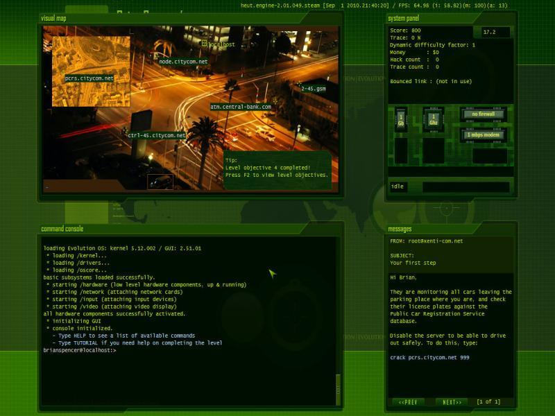 Hacker evolution untold