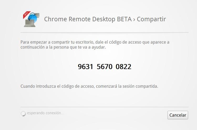 how to change screens on chrome remote desktop