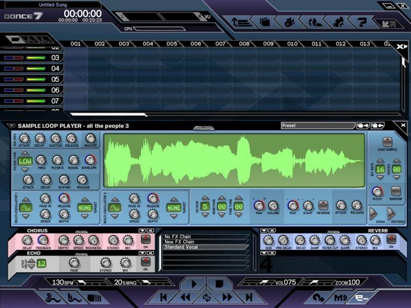 Dj mixstation 4