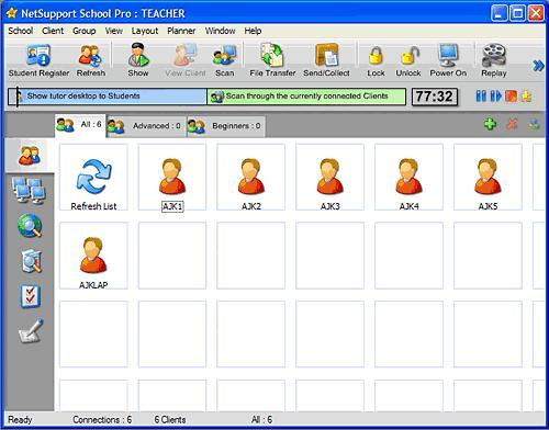 netsupport school 10.5